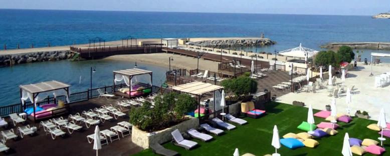 Özel Plaj - Ada Beach Hotel