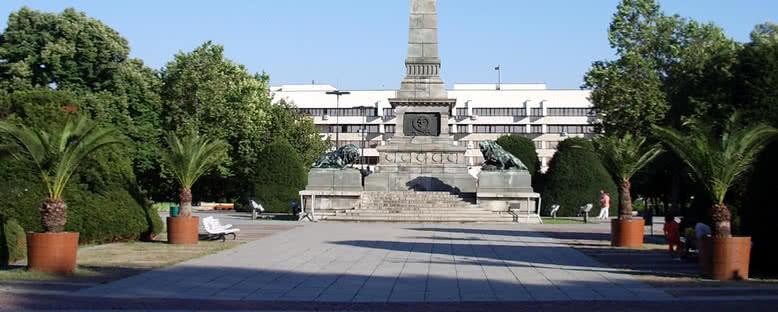 Özgürlük Anıtı ve Meydanı - Rusçuk