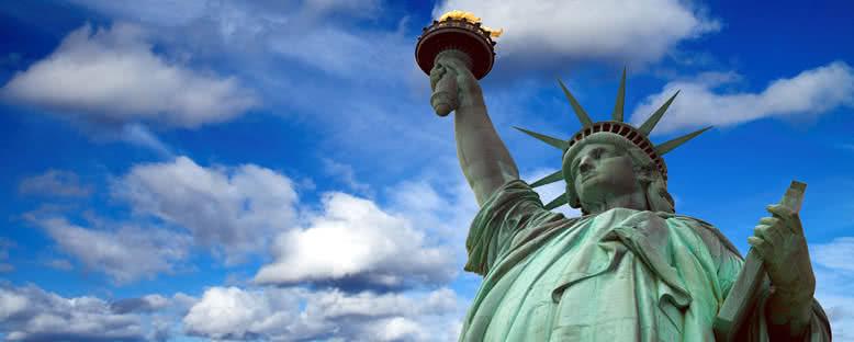 Özgürlük Heykeli - New York
