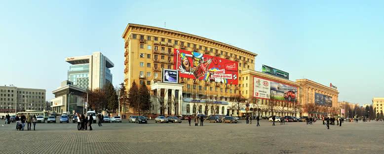 Özgürlük Meydanı - Kharkov