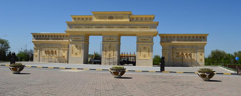 Özgürlük Parkı - Çimkent