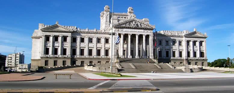 Palacio Legislativo - Montevideo