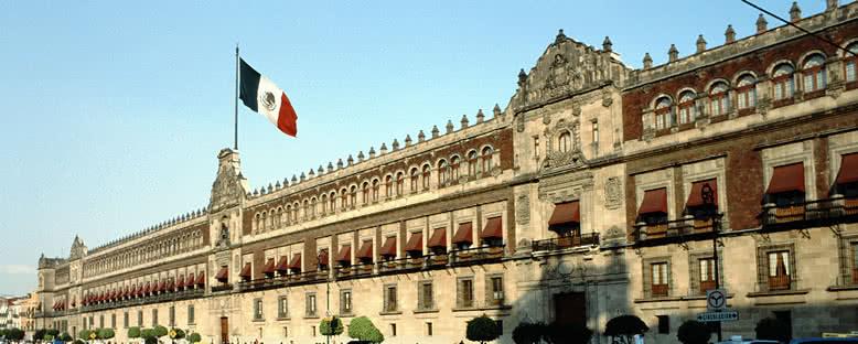 Palacio Nacional - Mexico City