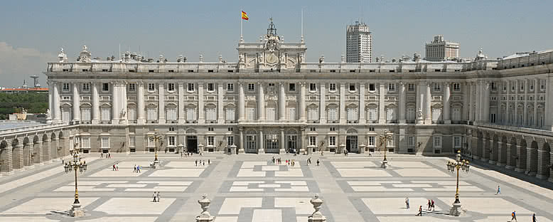Palacio Real - Madrid