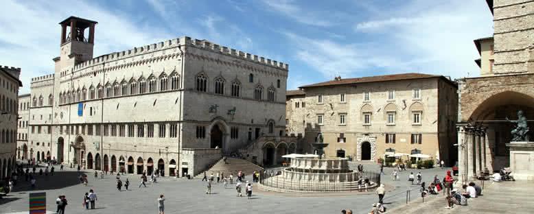 Palazzo Priori - Perugia