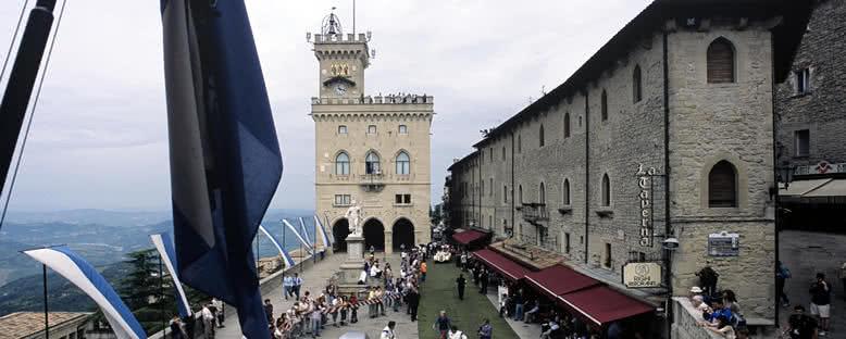 Palazzo Pubblico - San Marino