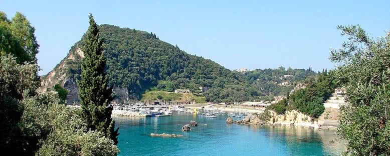 Paleokastritsa - Korfu