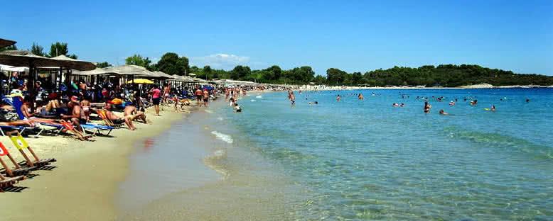 Paliouri Plajı - Halkidiki
