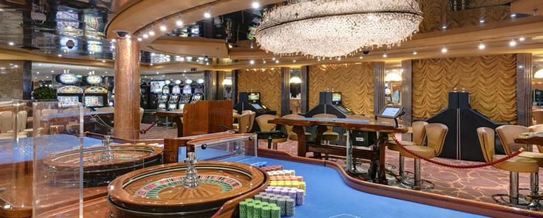 Casinolar - MSC Cruise Gemileri