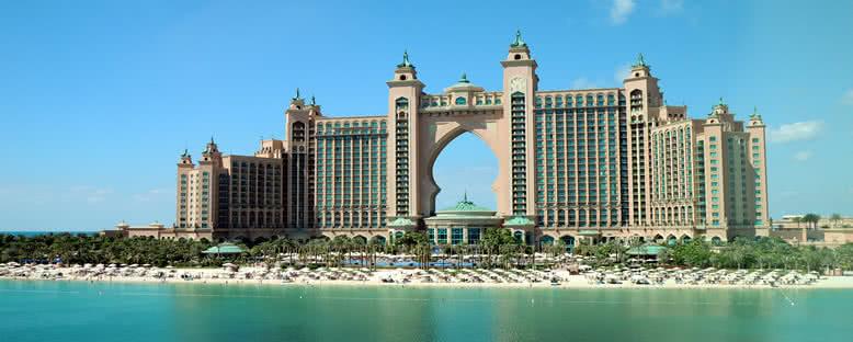 Palmiye Adası ve Oteller - Dubai