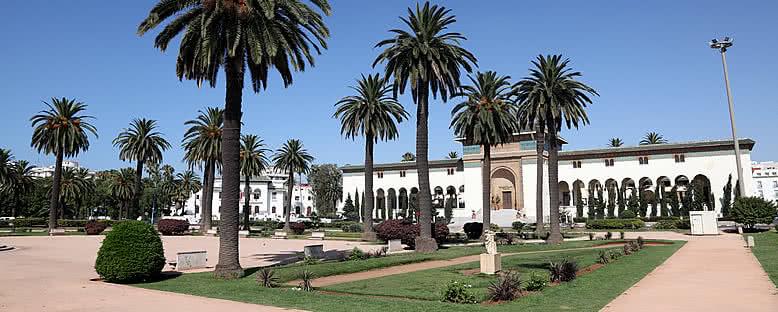Palmiyeli Meydan - Casablanca