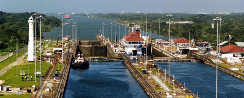 Panama Kanalı - Panama