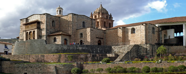 Santo Domingo Kilisesi - Cusco