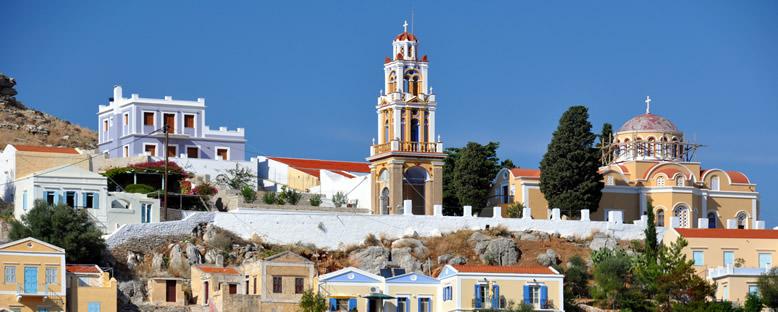 Panormitis Manastırı - Simi
