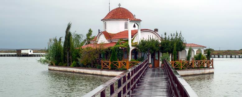 Pantanassa Kilisesi - İskeçe