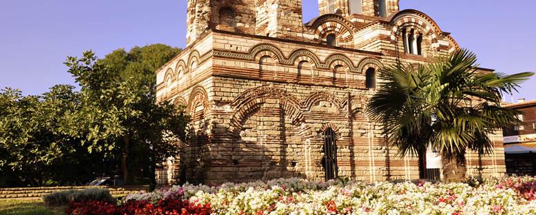 Pantokrator Kilisesi - Nessebar