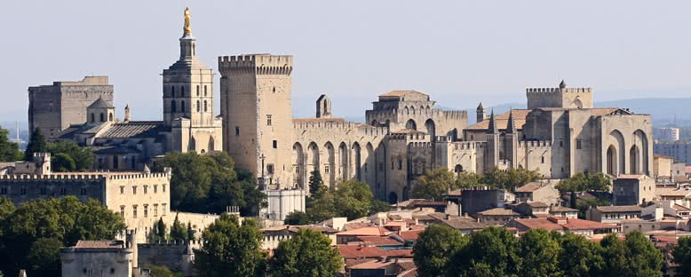 Papalar Sarayı - Avignon