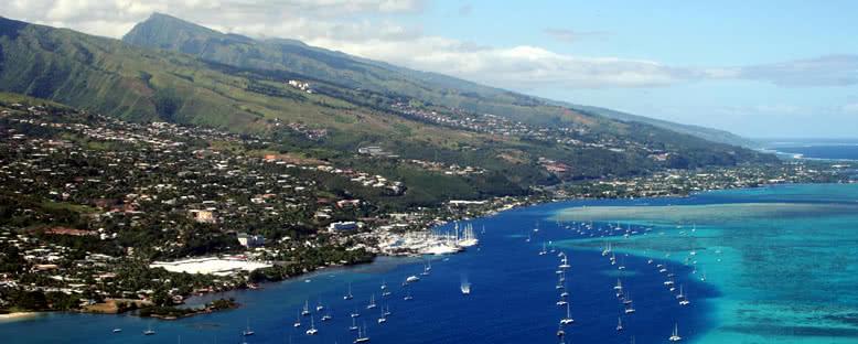 Papetee - Fransız Polinezyası