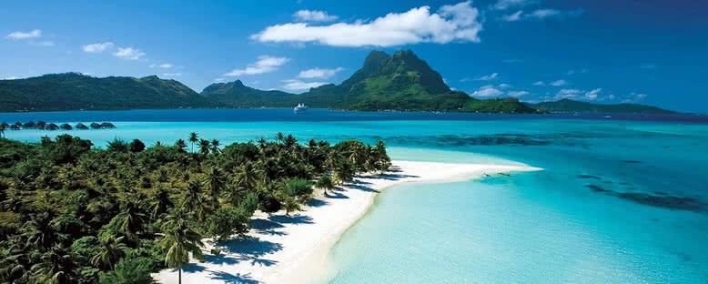 Papetee Kıyıları - Fransız Polinezyası