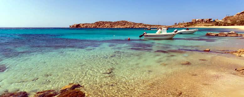 Paranga Plajı - Mykonos