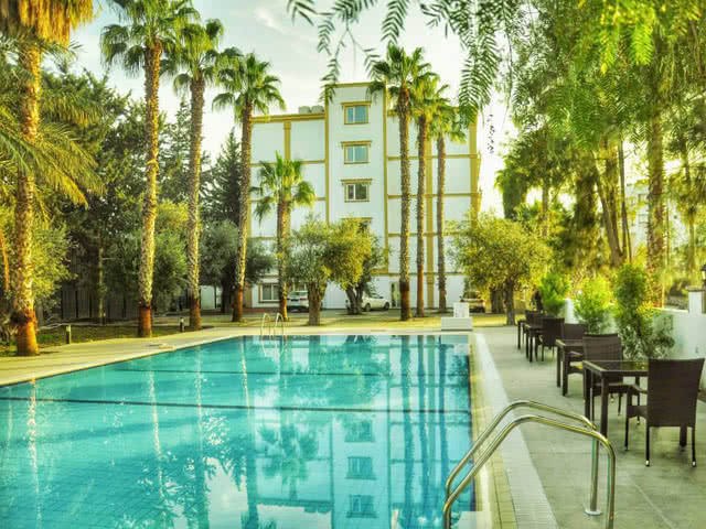 Park Palace Hotel - Havuz