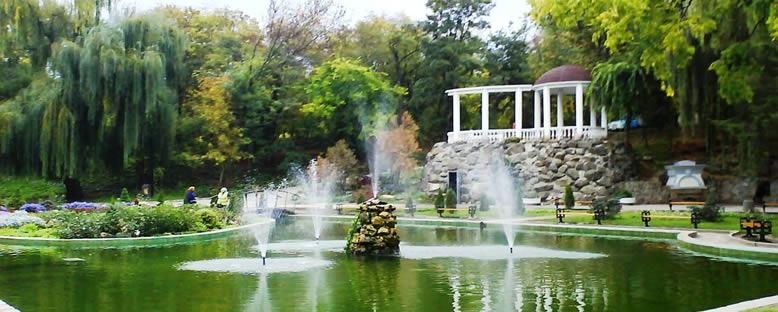 Parklar - Simferopol