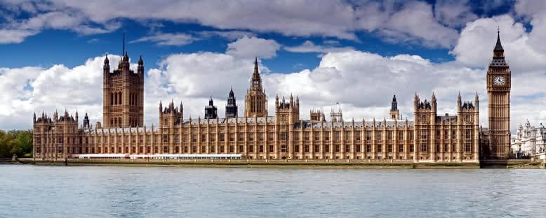 Parlamento Binası ve Big Ben - Londra