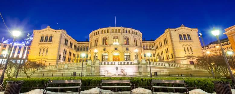 Parlamento Binası - Oslo