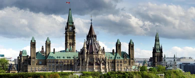 Parlamento Binası - Ottawa
