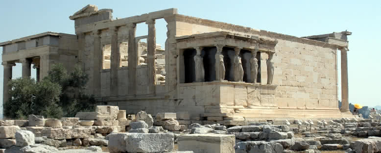 Parthenon Harabeleri - Atina
