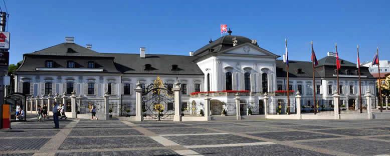 Grassalkovich Sarayı - Bratislava