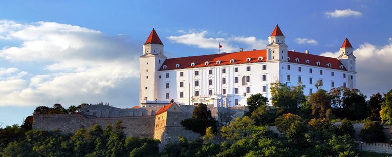 Bratislava Şatosu - Bratislava
