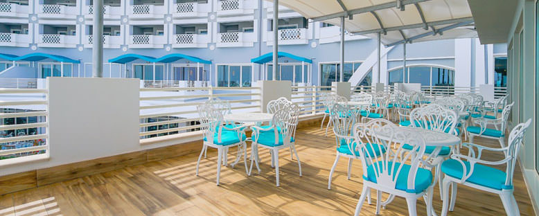 Limak Cyprus Deluxe Hotel - Pastane Balkon