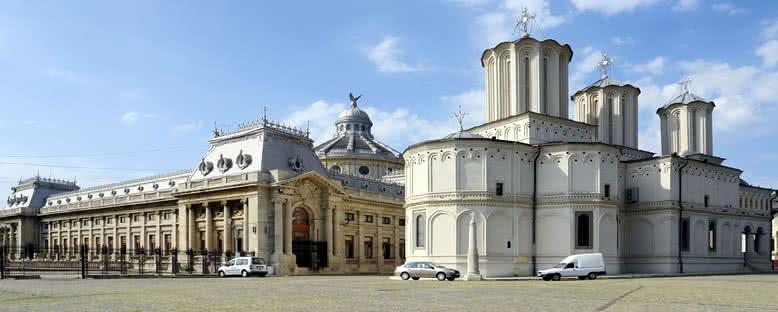 Patriklik Sarayı - Bükreş