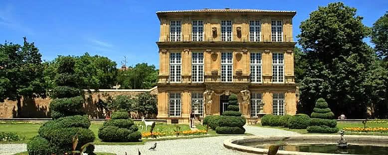 Pavillion de Vendome - Aix En Provence