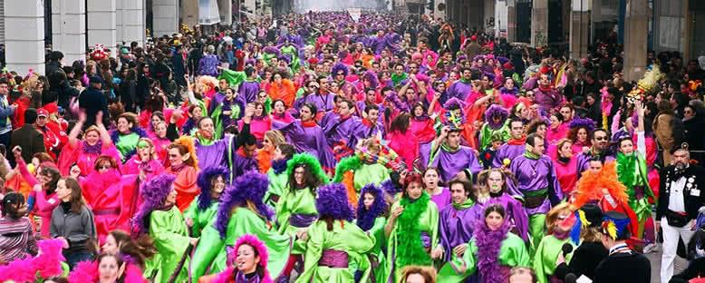 Pazar Geçidi - İskeçe Karnavalı