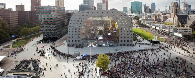 Pazar Meydanı - Rotterdam