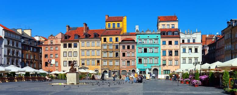 Pazar Meydanı - Varşova