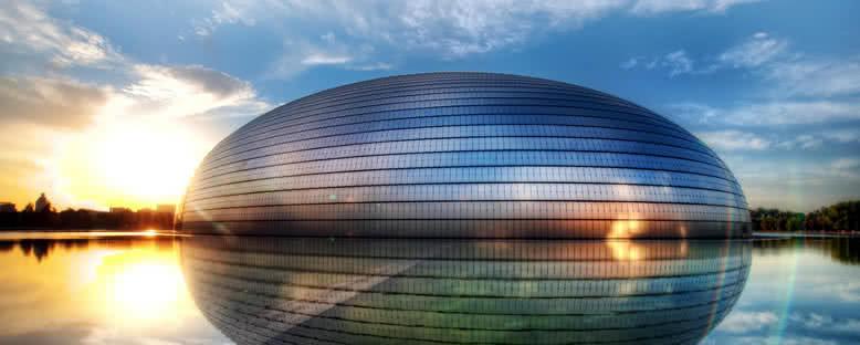 Pekin Operasi Binası - Pekin
