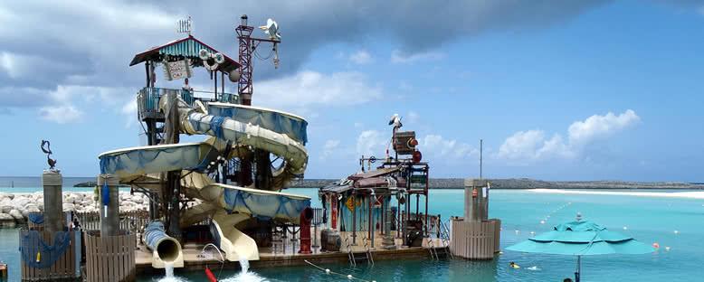 Pelican Plunge - Castaway Cay