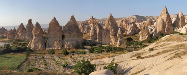 Peri Bacaları - Kapadokya