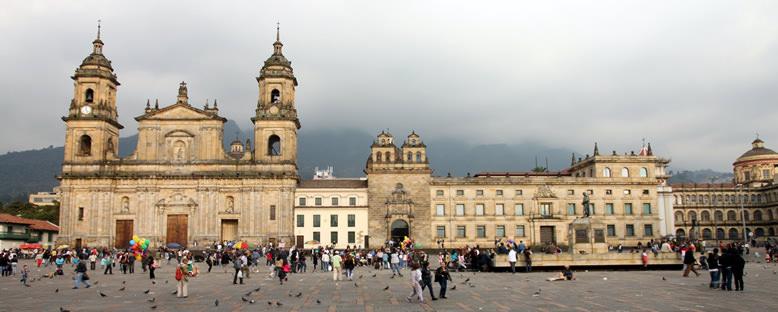 Plaza Bolivar - Bogota
