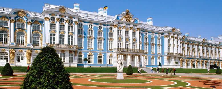 Petergoff Sarayı - St. Petersburg