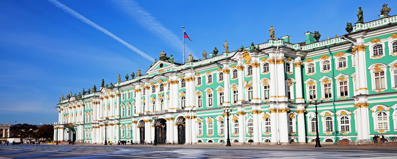 Kışlık Saray - St. Petersburg