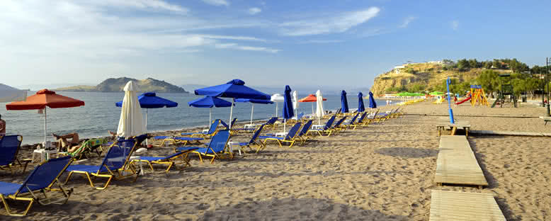 Petra Plajı - Midilli