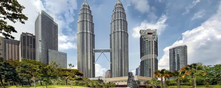 Petronas Kuleleri - Kuala Lumpur