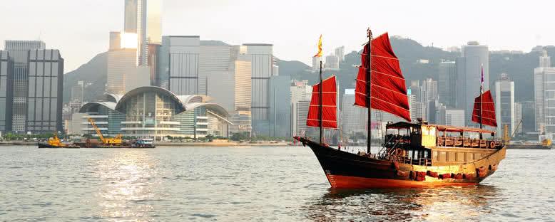 Tekneler ve Kent - Hong Kong
