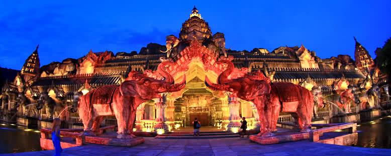 Fantasea Gösterisi - Phuket