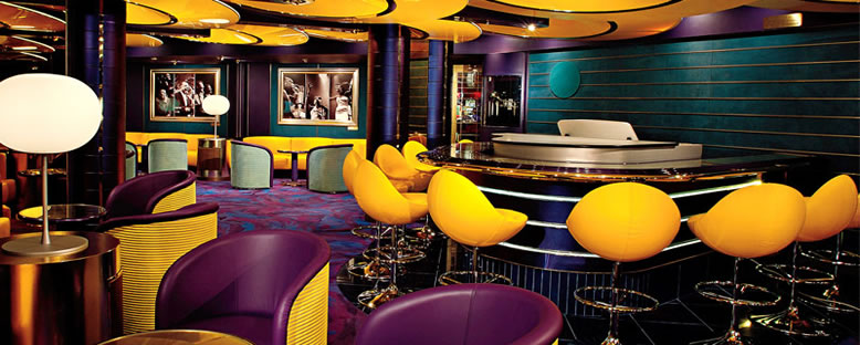 Piano Bar - Westerdam