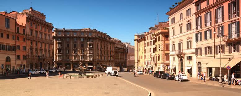 Piazza Barberini - Roma